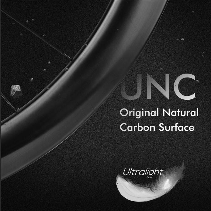 What is a UNC carbon rim?