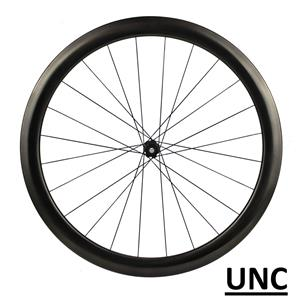 2021 UNC 700c carbon rims 45mm original natural carbon surface Ultralight
