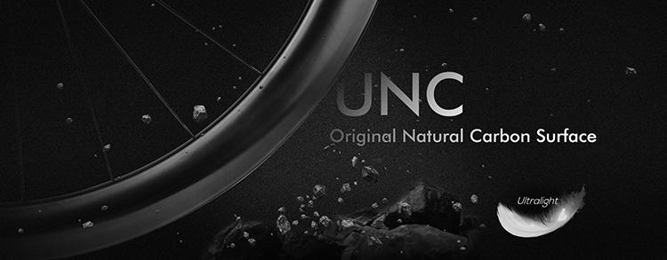 UNC carbon rims