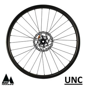 UNC 29er MTB wheelset cross country Ultralight rims pro MTB hub