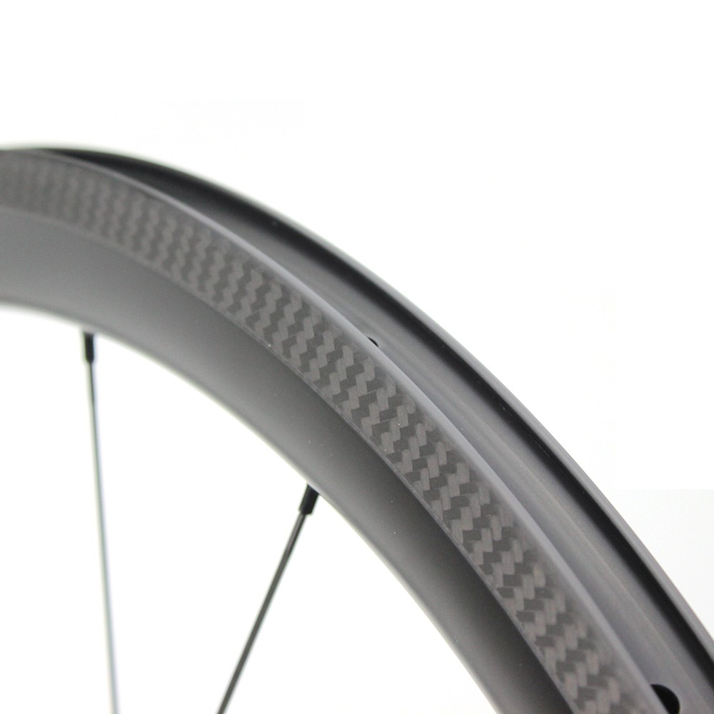 High-performance Wheels 700c 38mm wheelset 27mm rim width