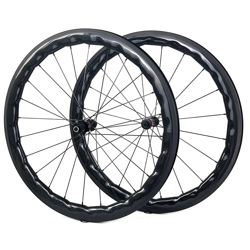 BWS whhelset Cycling Wheelset 50mm Depth 28mm Widht YAn Hub