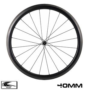 700c Road Bike 40mm Depth Rim 29mm width BITEX 305 hub sapim cx ray spoke ultralight wheelset