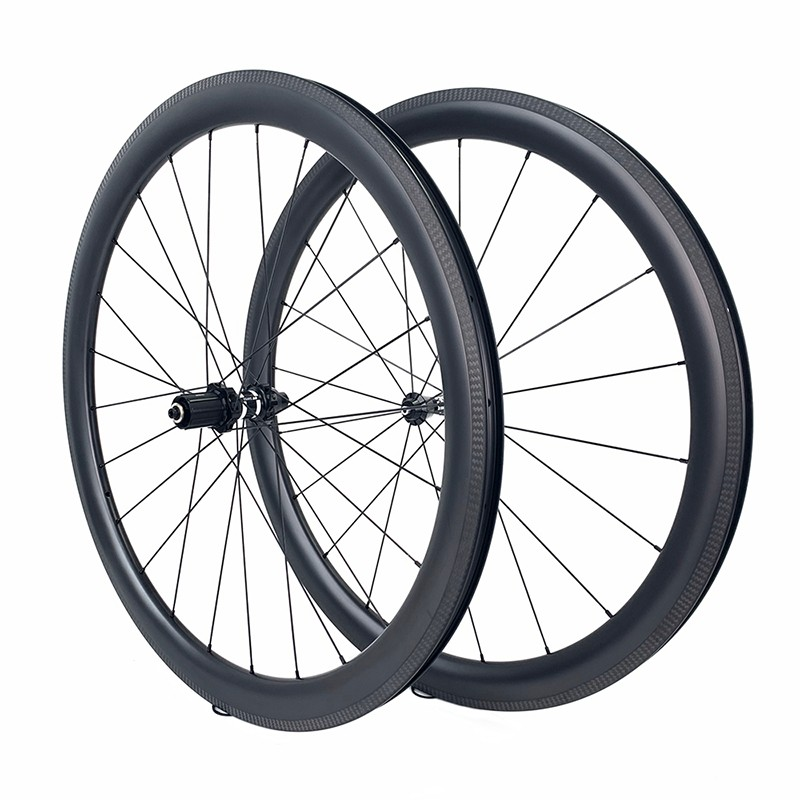 700c Road Bike 47mm Depth Rim 27mm width NOVATEC hub pillar spokes