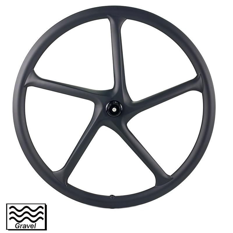 Five Spoke Wheel Gravel Bike