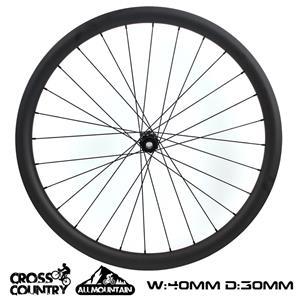 Mtb 29 Wheelset Xc All Moumtain 40mm Width 30mm depth all mountain bike wheelset