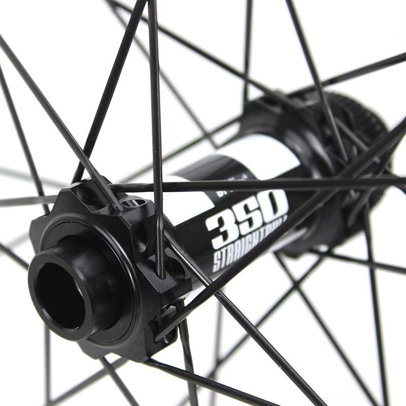 29er mtb 28mnm asymmetric 24mm depth ultralight wheelset cross country