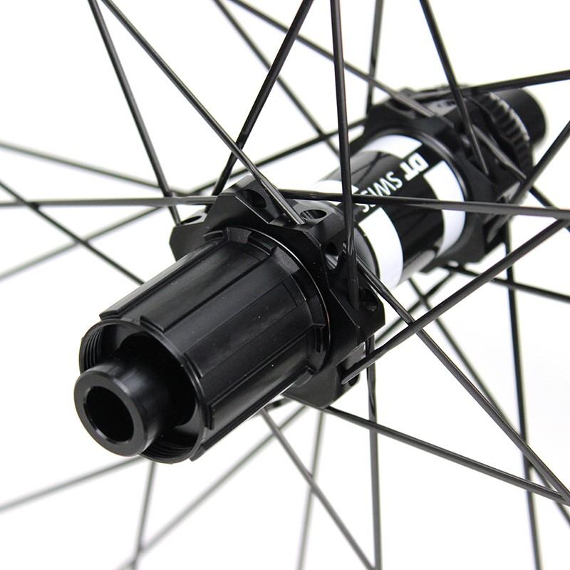 650B Wheelset 28mm Width Asymmetric 24mm depth ultralight xc rims