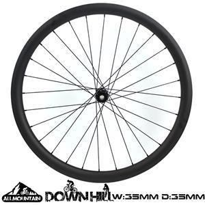 27.5er All Mountain Wheelset Ширина 35 мм Глубина 35 мм Без крючка Комплект колес для спуска с холма