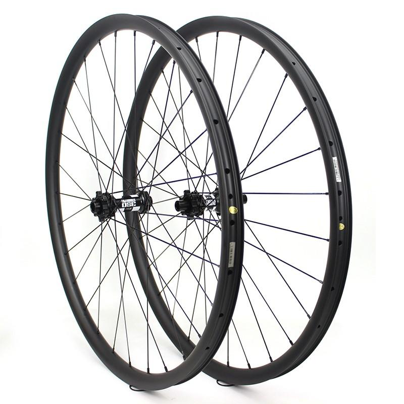 27.5er MTB Wheelset 30mm Width 25mm width 650B MTB wheelset