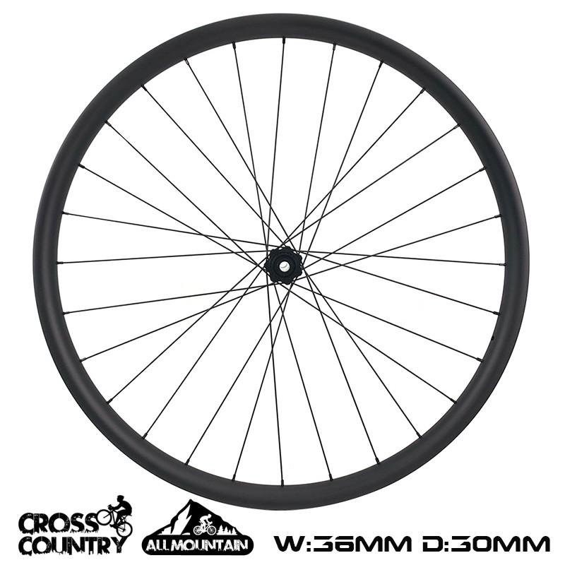 27.5ER All muntain bike wheelset 36mm Outer Width 30mm Depth AM Wheelset