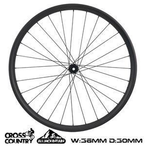 27.5ER Универсальная велосипедная колесная пара 36 мм Внешняя ширина 30 мм Глубина AM колесная пара