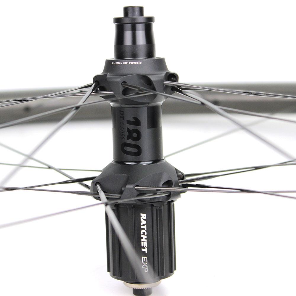 2021 UNC 700c carbon rims 35mm rim brake original natural carbon surface Ultralight