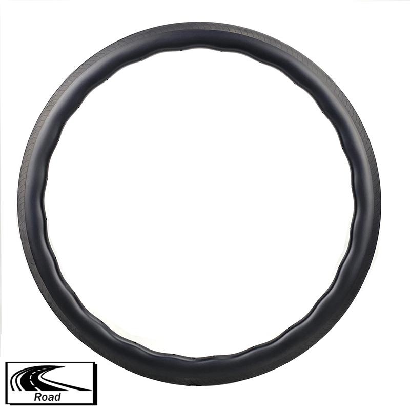 700C BWT 45mm rim Depth rim brake tubeless compatible