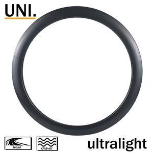 New arrivals UNI. rims 700C 45mm rim depth 21mm inner width ultralight rims