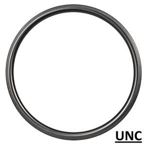 UNC 700c carbon rims 35mm rim brake original natural carbon surface Ultralight