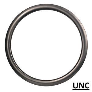 UNC 700c carbon rims 50mm disc brake original natural carbon surface Ultralight