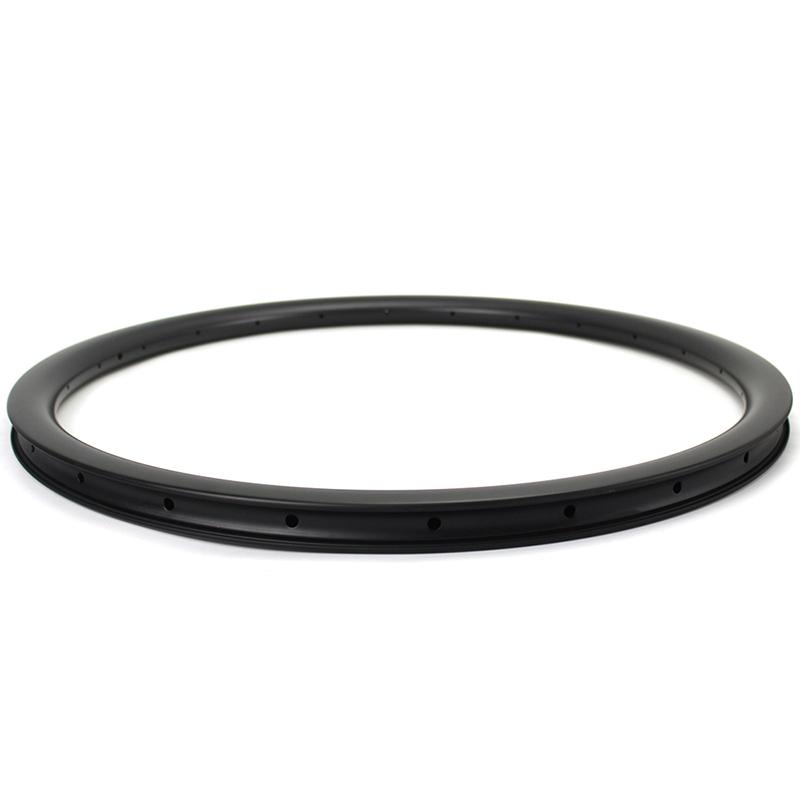 T800 carbon fiber UNI rims 700C 40mm rim depth 21mm inner width ultralight rims