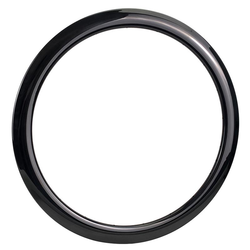 T800 carbon fiber Ultralight UNI rims 700C 50mm rim depth 21mm inner width ultralight rims
