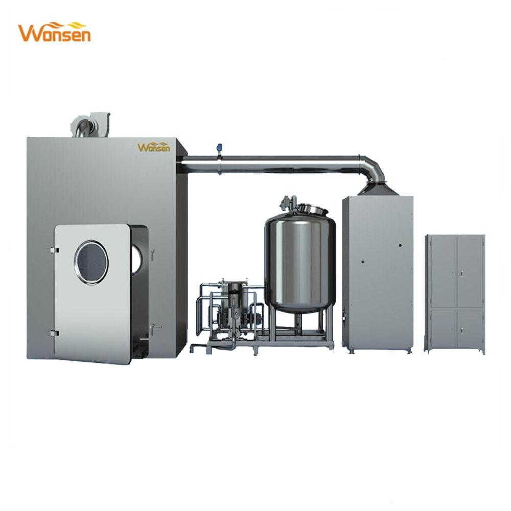 Washing machine for IBC Bin Pharmaceutical Machinery