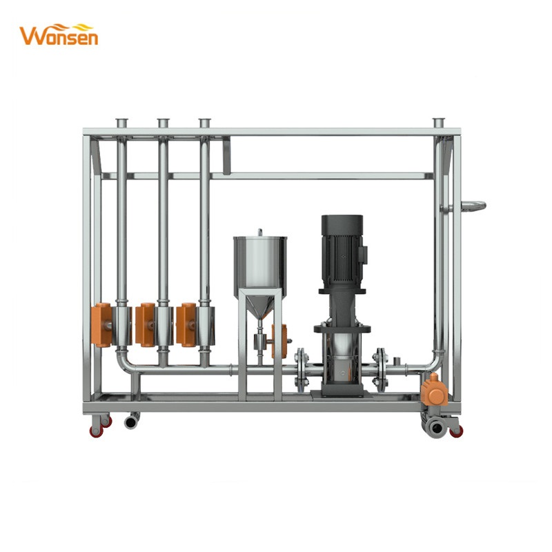 Pharmaceutical machinery high quality moveable Cleaning