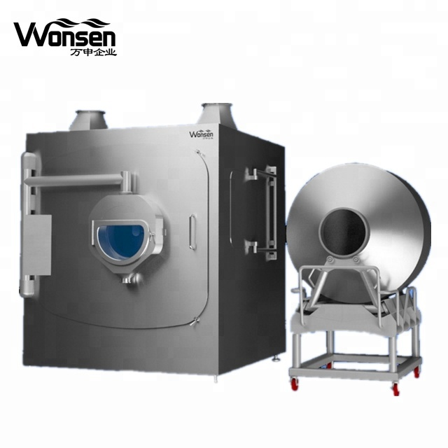 Hot selling new type tablet pills sugar coating machine or tablet film coating machine