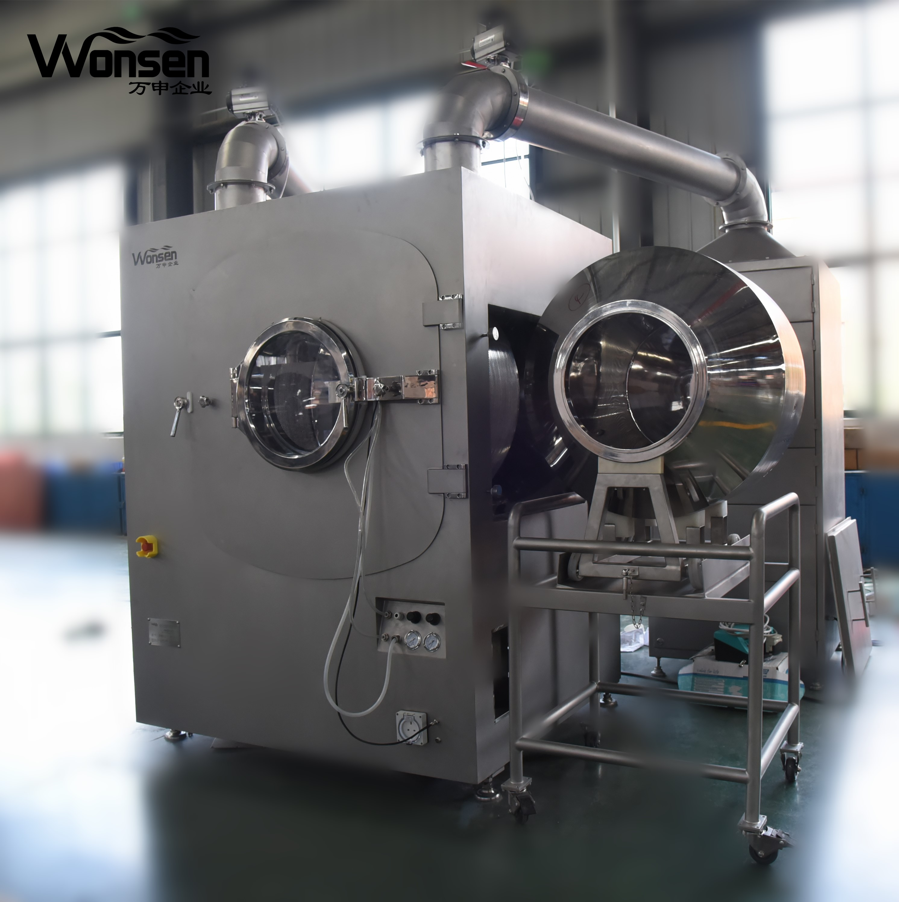 Hot selling new type tablet pills sugar coating machine or tablet film coating machine Manufacturers, Hot selling new type tablet pills sugar coating machine or tablet film coating machine Factory, Supply Hot selling new type tablet pills sugar coating machine or tablet film coating machine