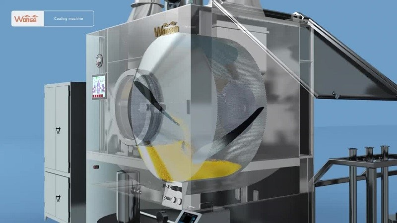 New design high efficiency Pharma tablet coating machine Manufacturers, New design high efficiency Pharma tablet coating machine Factory, Supply New design high efficiency Pharma tablet coating machine