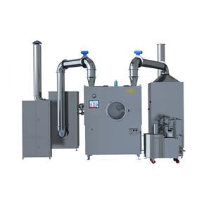 Pharmaceutical automatic tablet coating machine(BGB-600C)