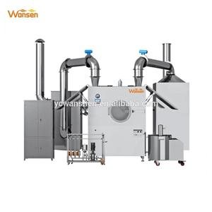 High Efficient Pharmaceutical film coating machine with CIP