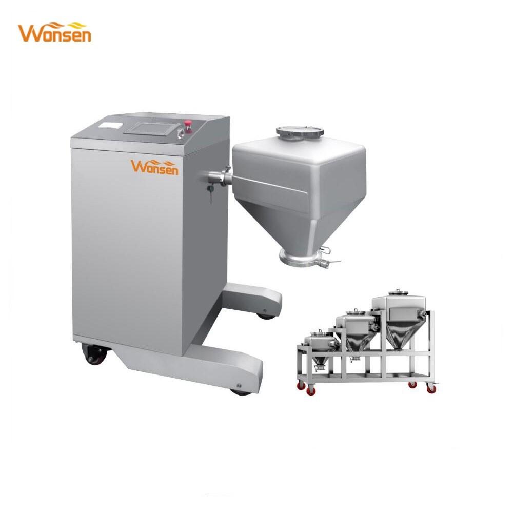 داغ فروش میکسر آزمایشگاهی ماشین آلات دارویی HLS-100