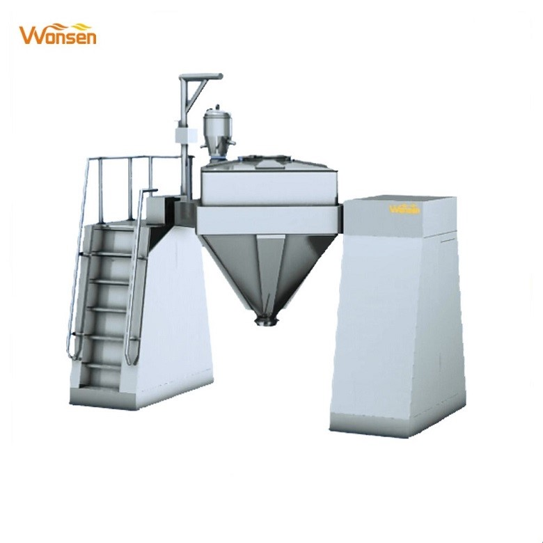 Máquina de mistura farmacêutica rápida eficiente alta