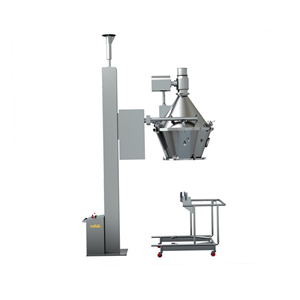 New type CE Approved Pharma lifter finished granulator for FBD FBG bowl