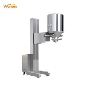 High quality Pharma moveable lifter telescopic hydraulic machine