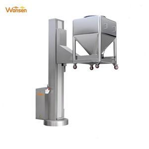 Pharmaceutical lifting machine