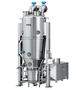 new type Pharmaceutical machinery GMP Approved fluidized bed dryer(FG)