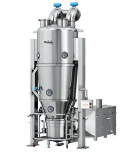 FG Series CE Approved Vertical Powder mini granulator dryer