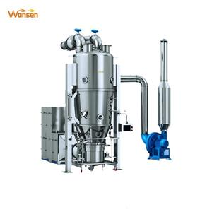 ISO9001 CE approved dust-free Fluidized drying Granulator (FL Series)