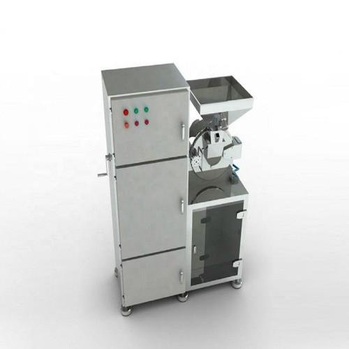 WF-40B Dust-free crusher herb pulverizer machine/grinding machine