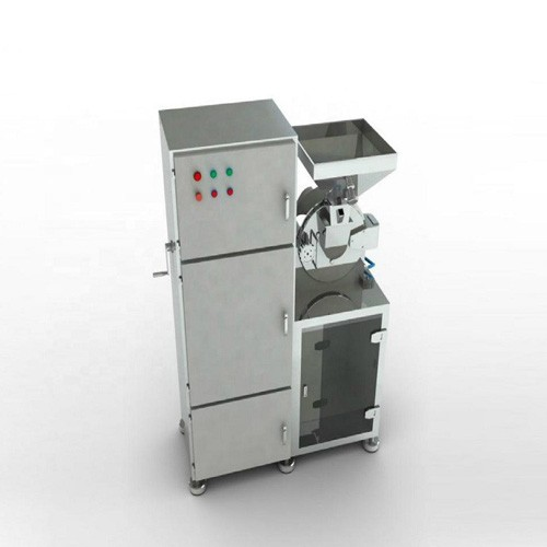 High productivity dry herb grinder/chemical grinding machine