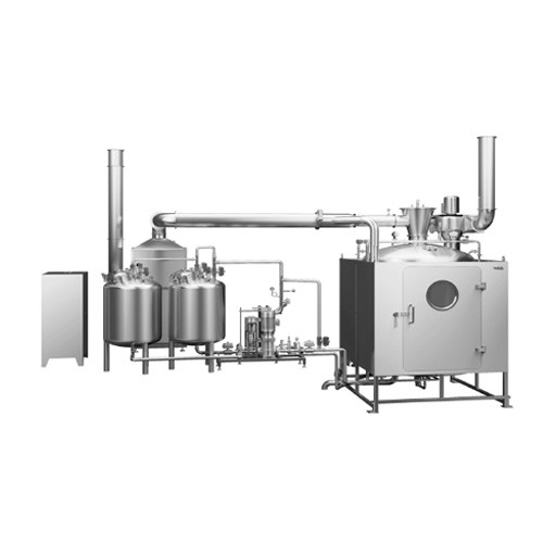 ZLXHD1500 Pharmaceutical high pressure cleaning station