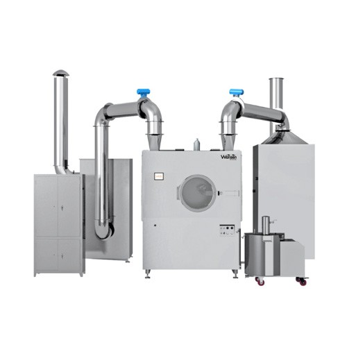 New type high quality SS316 candy coating machine