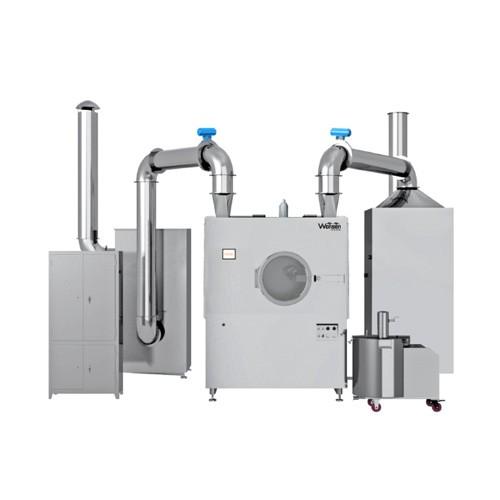 BGB series high efficiency Powder coating machine thin film