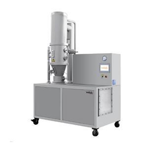 Laboratory Multifunctional fluid bed dryer/granulator/coating (DPLS)