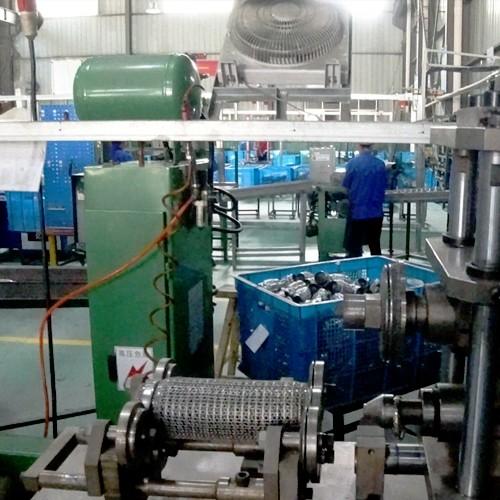 Processus de fabrication du tube de soufflet en métal