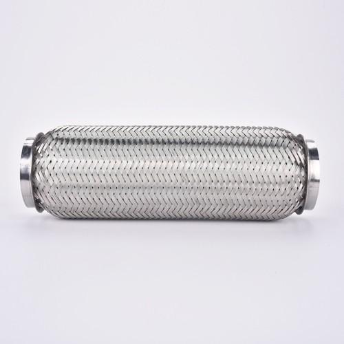 निकास लचीले पाइप स्टेनलेस स्टील 2.5 इंच से बने