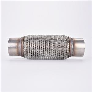 Tuyaux flexibles universels d'acier inoxydable avec des tubes d'extension et des fils extérieurs grillagés pour la réparation