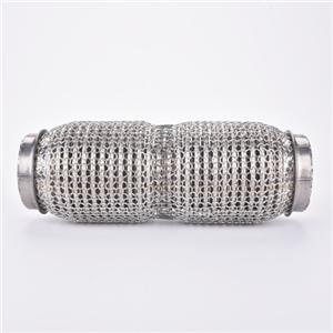 Soft OE Quality Exhaust Flexible Pipe With Smaller Corrugations In The Middle