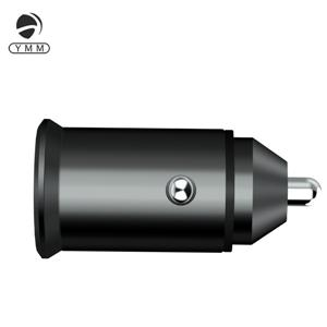 Mobile Phone Accessories Mini Body 4.8A Black Metal USB Car Charger Manufacturers, Mobile Phone Accessories Mini Body 4.8A Black Metal USB Car Charger Factory, Supply Mobile Phone Accessories Mini Body 4.8A Black Metal USB Car Charger
