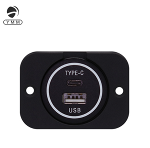 Type-c 12-24V quickly charging ports usb charger for car bus boat,etc. Manufacturers, Type-c 12-24V quickly charging ports usb charger for car bus boat,etc. Factory, Supply Type-c 12-24V quickly charging ports usb charger for car bus boat,etc.